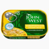 Johnwest Sardine X 10