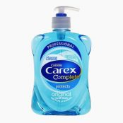 carex hand wash